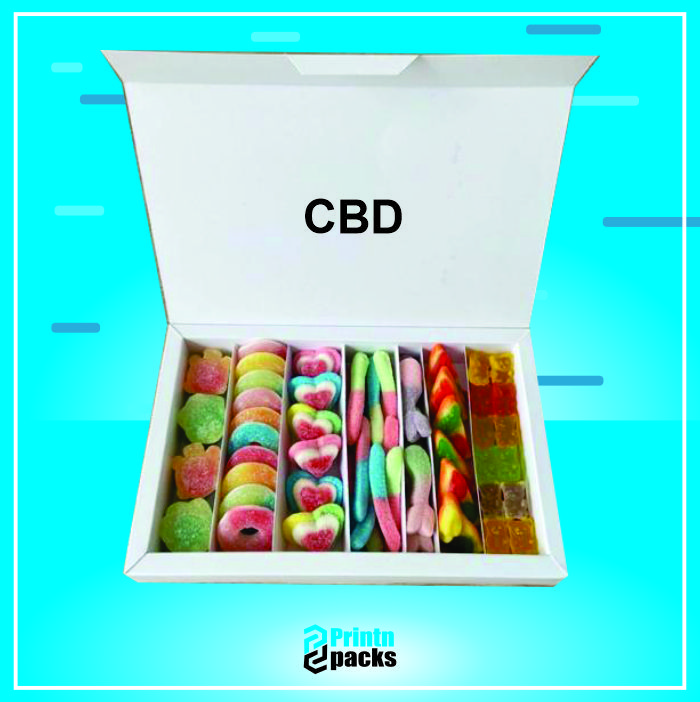 CBD Jelly Boxes
